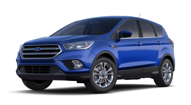2019 Ford Escape SE SUV 1FMCU9GD7KUC42774